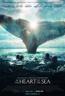 No Coração do Mar - Poster / Capa / Cartaz - Oficial 2