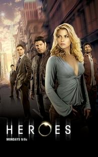 Heroes (1ª Temporada) - Poster / Capa / Cartaz - Oficial 1