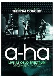 A-ha - The Final Concert Live at Oslo Spektrum - Poster / Capa / Cartaz - Oficial 1