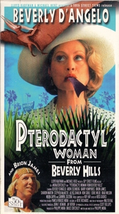 Pterodactyl Woman from Beverly Hills - Poster / Capa / Cartaz - Oficial 1