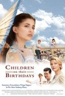 Crianças e Seus Aniversários (Children on theirs birthdays)
