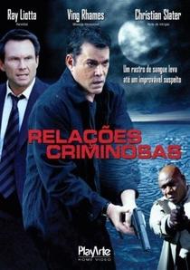 Relações Criminosas - Poster / Capa / Cartaz - Oficial 2