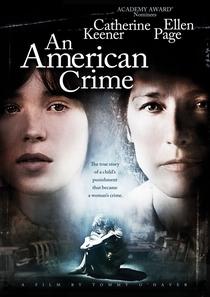 Um Crime Americano - Poster / Capa / Cartaz - Oficial 3