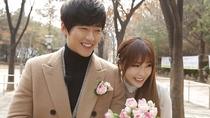 We got Married Season 4: Hong Jin Young and Nam Goong Min - Poster / Capa / Cartaz - Oficial 1