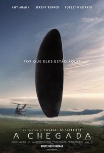 A Chegada - Poster / Capa / Cartaz - Oficial 11