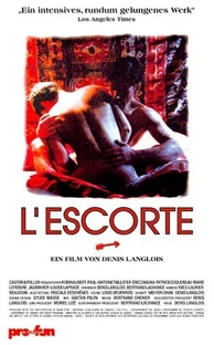 L'escorte - Poster / Capa / Cartaz - Oficial 2