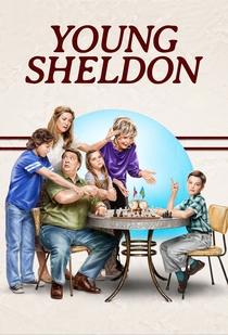 Jovem Sheldon (2ª Temporada) - Poster / Capa / Cartaz - Oficial 1