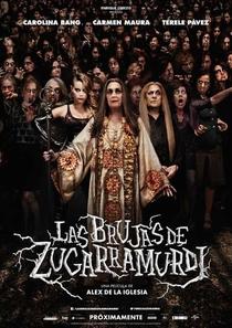 As Bruxas de Zugarramurdi - Poster / Capa / Cartaz - Oficial 2