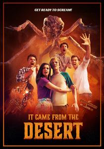 A Maldição das Formigas Gigantes - Poster / Capa / Cartaz - Oficial 2
