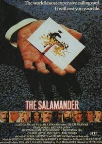 A Salamandra - Poster / Capa / Cartaz - Oficial 3