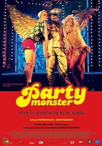 Party Monster - Poster / Capa / Cartaz - Oficial 5