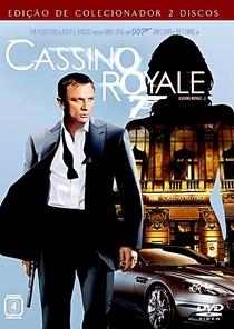007 - Cassino Royale - Poster / Capa / Cartaz - Oficial 11