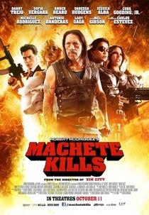 Machete Mata - Poster / Capa / Cartaz - Oficial 13
