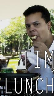 Almoçando com Tim - Poster / Capa / Cartaz - Oficial 1
