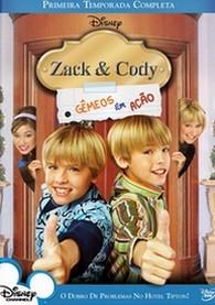 Zack & Cody: Gêmeos em Ação (1ª Temporada) - Poster / Capa / Cartaz - Oficial 2