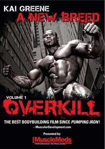 Kai Greene - Overkill - Poster / Capa / Cartaz - Oficial 1