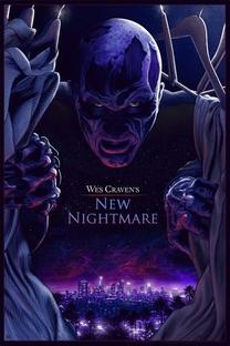 O Novo Pesadelo: O Retorno de Freddy Krueger - Poster / Capa / Cartaz - Oficial 8
