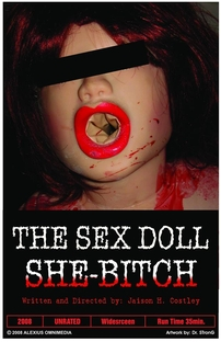The Sex Doll She-Bitch - Poster / Capa / Cartaz - Oficial 1
