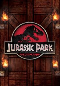 Jurassic Park - O Parque dos Dinossauros - Poster / Capa / Cartaz - Oficial 4