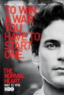 The Normal Heart - Poster / Capa / Cartaz - Oficial 4