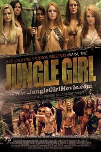 Inara, the Jungle Girl - Poster / Capa / Cartaz - Oficial 1