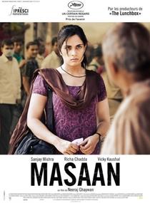Masaan - Poster / Capa / Cartaz - Oficial 2