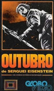 Outubro - Poster / Capa / Cartaz - Oficial 6