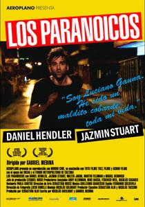 Os Paranoicos - Poster / Capa / Cartaz - Oficial 1