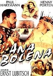 Ana Bolena - Poster / Capa / Cartaz - Oficial 1