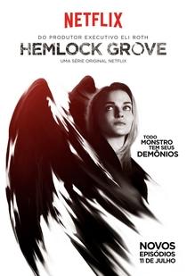 Hemlock Grove (2ª Temporada) - Poster / Capa / Cartaz - Oficial 5