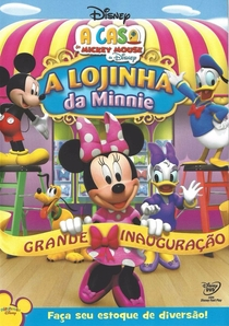 A Casa do Mickey Mouse - A Lojinha da Minnie - Poster / Capa / Cartaz - Oficial 1
