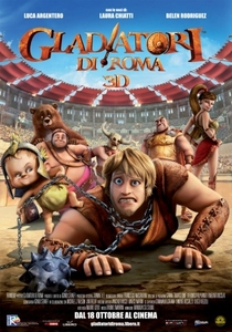Gladiadores de Roma - Poster / Capa / Cartaz - Oficial 1