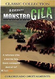 O Gigante Monstro Gila - Poster / Capa / Cartaz - Oficial 1