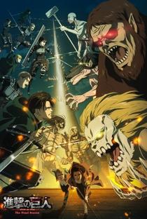 Ataque dos Titãs (4ª Temporada) - Poster / Capa / Cartaz - Oficial 1