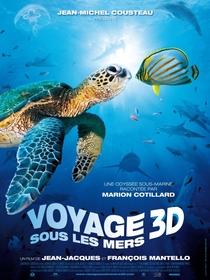 OceanWorld 3D - Poster / Capa / Cartaz - Oficial 1
