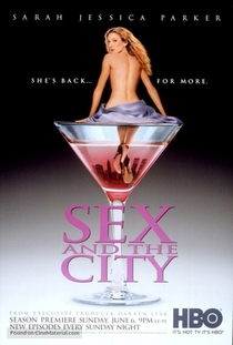 Sex and the City (2ª Temporada) - Poster / Capa / Cartaz - Oficial 4