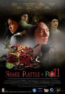 Shake, Rattle & Roll 11 - Poster / Capa / Cartaz - Oficial 1