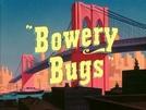 A Ponte De Brooklyn (Bowery Bugs)