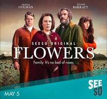 Flowers (1ª Temporada) - Poster / Capa / Cartaz - Oficial 2