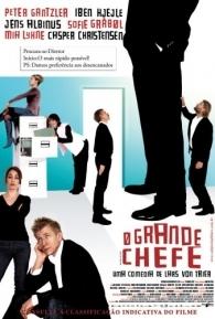 O Grande Chefe - Poster / Capa / Cartaz - Oficial 3