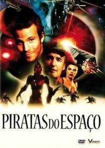 Piratas do Espaço - Poster / Capa / Cartaz - Oficial 7