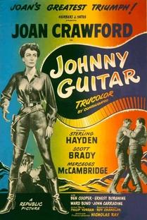 Johnny Guitar - Poster / Capa / Cartaz - Oficial 5