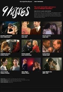 9 Kisses - Poster / Capa / Cartaz - Oficial 1
