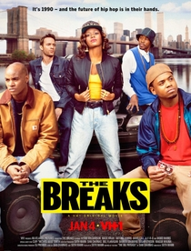 The Breaks (1ª Temporada) - Poster / Capa / Cartaz - Oficial 1