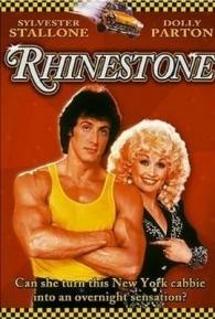 Rhinestone - Um brilho na noite - Poster / Capa / Cartaz - Oficial 1