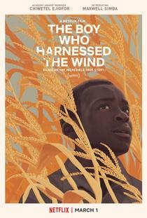 O Menino que Descobriu o Vento - Poster / Capa / Cartaz - Oficial 1