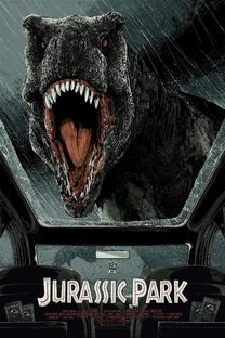 Jurassic Park - O Parque dos Dinossauros - Poster / Capa / Cartaz - Oficial 7