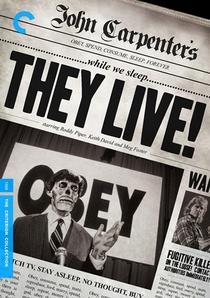 Eles Vivem - Poster / Capa / Cartaz - Oficial 9