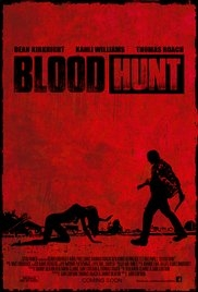 Blood Hunt - Poster / Capa / Cartaz - Oficial 1