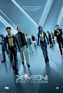 X-Men: Primeira Classe - Poster / Capa / Cartaz - Oficial 10